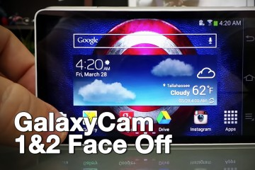 Galaxy Camera Review Faceoff
