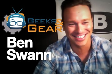 Geeks and Gear - Ben Swann