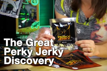 Perky Jerky on Geek Beat Live