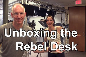 Rebel Desk Unboxing