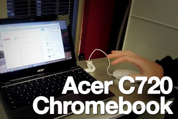 Review of Acer C720 Chromebook