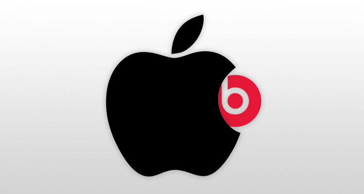 Apple Beats Logo