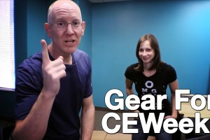 Cali Lewis and John P on GeekBeat Episode 865
