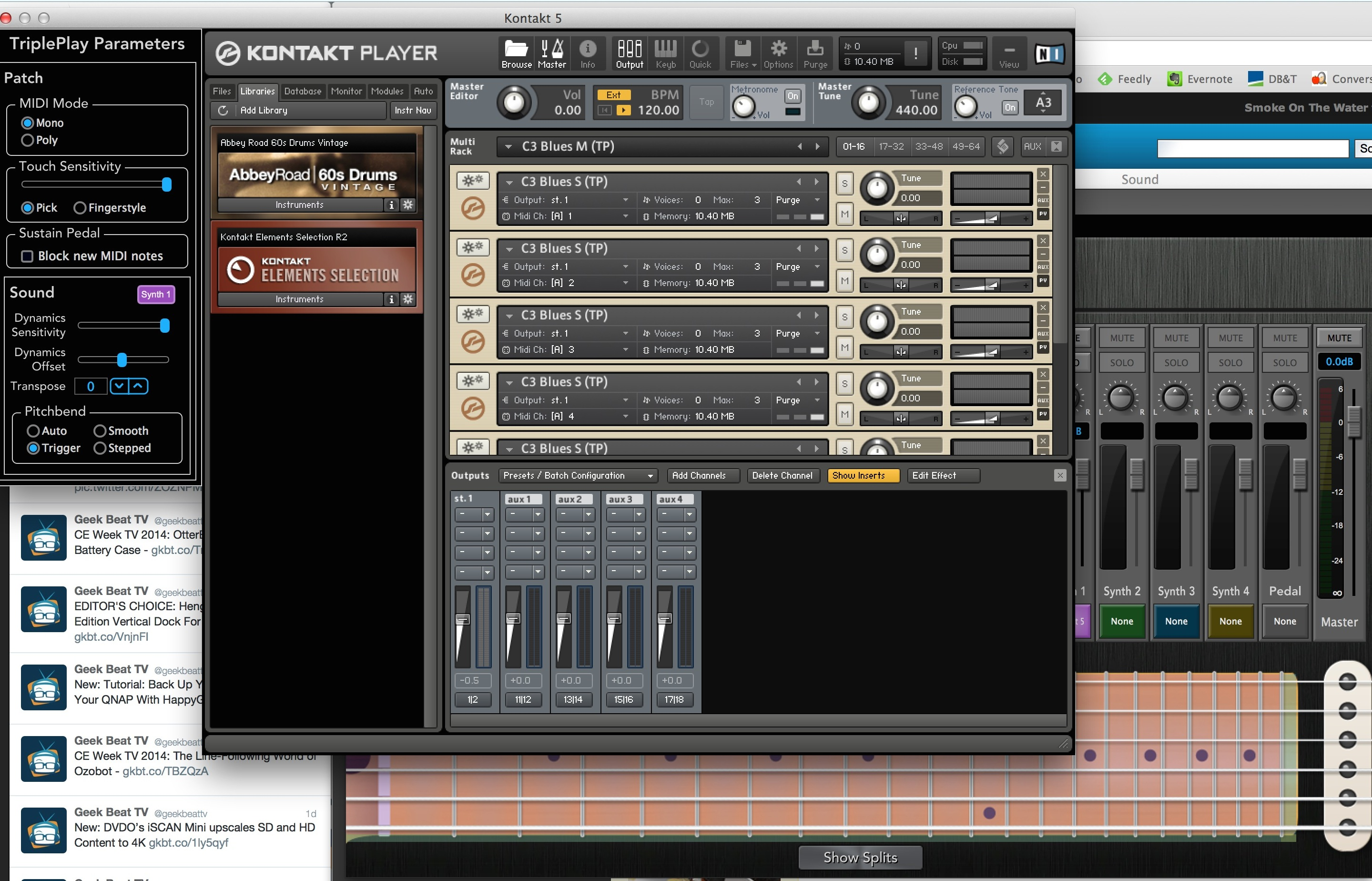 Fishman-triple-play-plug-in