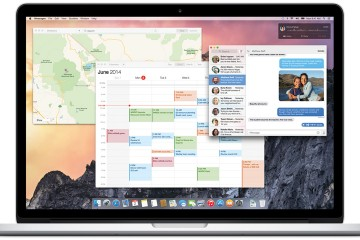 OS X Yosemite Macbook