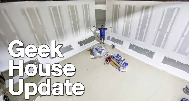 Geek House Update on on GeekBeat Episode 882