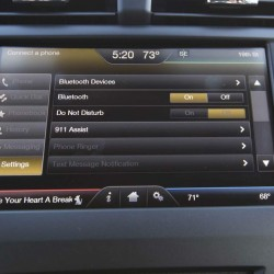 2013 Ford Fusion 8