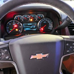 2015 Chevy Suburban Instrument Cluster
