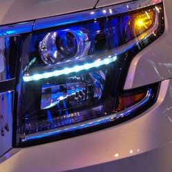 2015 Chevy Suburban LED Lights