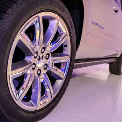 2015 Chevy Suburban Wheels