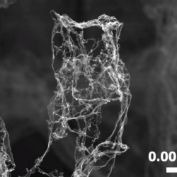 Aerographite Might Hold the Key to a Battery Revolution