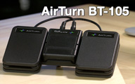 Review: Turn Digital Pages Hands Free with AirTurn