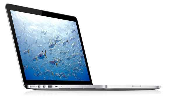 Apple MacBook Pro Retina Fall 2012