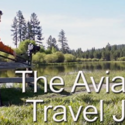 Aviator Travel Jib