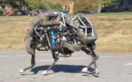 Boston Dynamics Wildcat