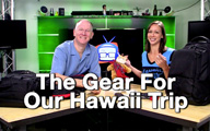 Cali Lewis and John P on GeekBeat Episode 712