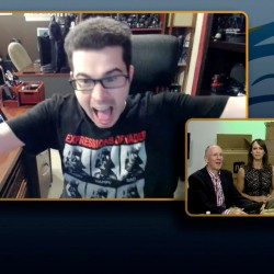 Chris Pirillo on the Geek House Grand Opening