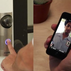 Improve Your Home Security with Your Phone Using DoorBot