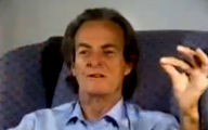 Feynman on Rubber Bands