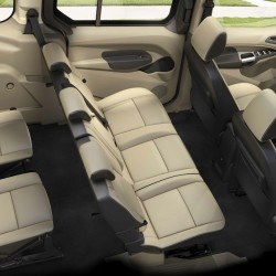Ford Transit Connect 7 Passenger Overhead