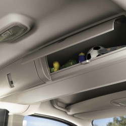 Ford Transit Connect Overhead Storage
