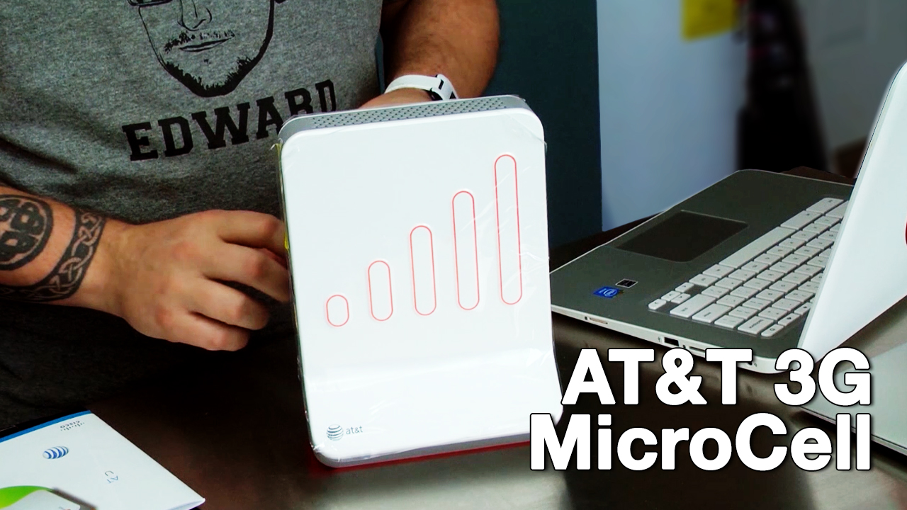 ATT MicroCell Review