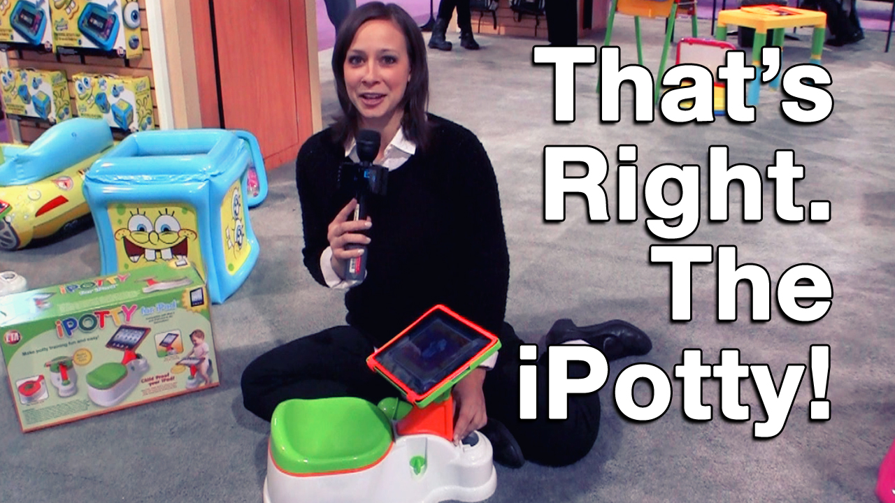 The iPotty.