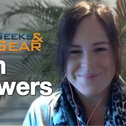 Geeks and Gear - Kim Flowers