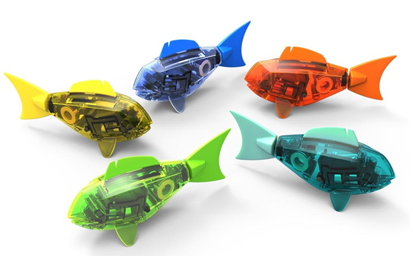 Hexbug Aquabot Clown Fish