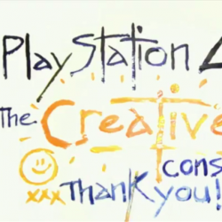 Sony Announces PlayStation 4, the Creative Console
