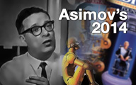 Isaac Asimov on GeekBeat Episode 752