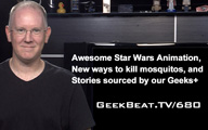 John P on GeekBeat Episode 680