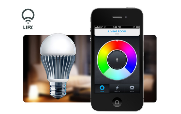 LIFX Bulb and iPhone App
