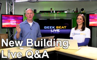 New Building Q and A