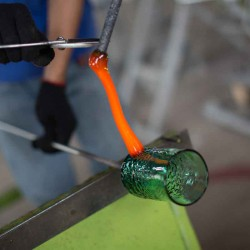 Okinawa World Glass Blowing 1