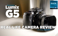 The Real Life Lumix G5 Mirrorless Camera Review
