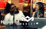 Ro Marley on GeekBeat TV