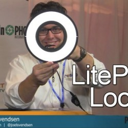 PhotoPlus Expo 2012 – Rosco Litepad Loop