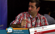 Salt at Blogworld