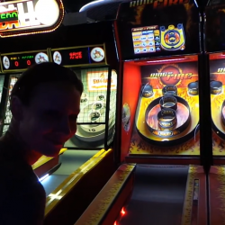 Skeeball with Cali Lewis