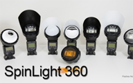 PhotoPlus Expo 2012 – SpinLight 360