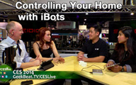 iBot on CESlive