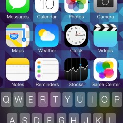 iOS 7 - Search