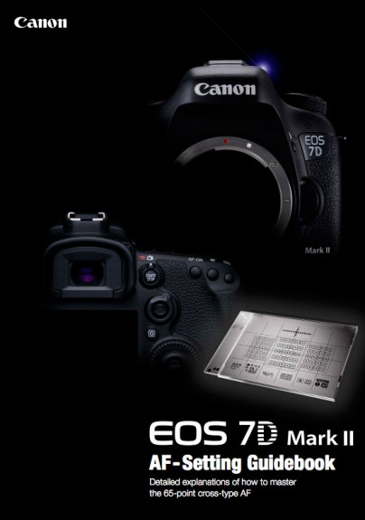 Canon 7D MkII Guidebook