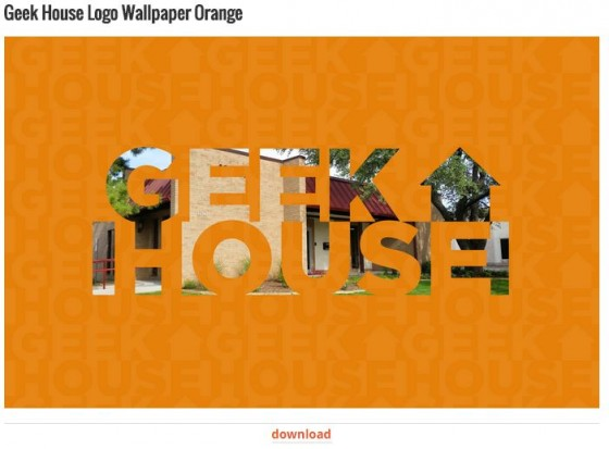 Geek House Orange