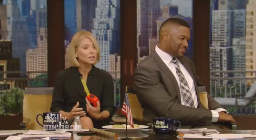 Kelly Ripa and the New iPhone 6