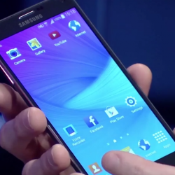Samsung Galaxy Note 4 at IFA 2014