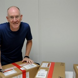 Seagate Drives Unboxing
