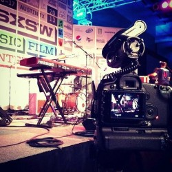Canon 7D at SXSW