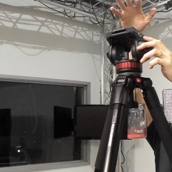 Unboxing Manfrotto Tripod